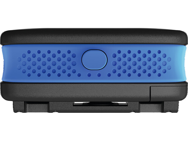 ABUS Alarmbox, negro/azul